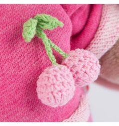 Мягкая игрушка Budi Basa Зайка Ми в розовом платье 32 см