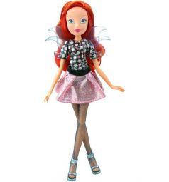 Кукла Игрушки Winx WOW Лофт Блум 27 см