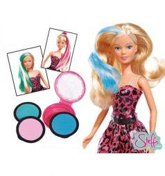 Кукла Simba Штеффи с набором для окрашивания волос 29 см
