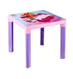 Стол детский Альтернатива Щенячий патруль, цвет:розовый