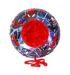 Тюбинг Marvel Надувные сани Человек-Паук