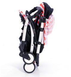 Прогулочная коляска Esspero Summer Lux, цвет: red stripe
