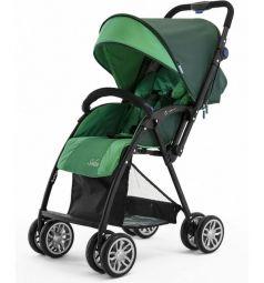 Прогулочная коляска Zooper Salsa, цвет: Apple Green Plaid
