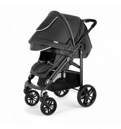 Прогулочная коляска Esspero X-Drive Complect Plus, цвет: coral black checker