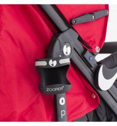 Прогулочная коляска Zooper Waltz/Z9, цвет: red
