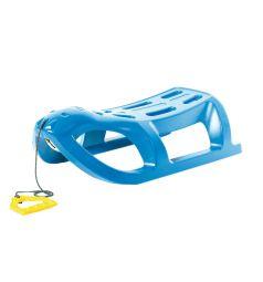 Санки Prosperplast Sea Lion, цвет: синий