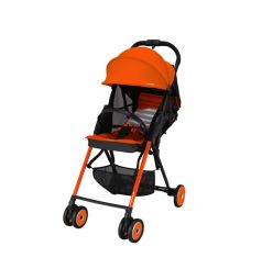 Прогулочная коляска Combi Sample F2 Plus, цвет: оранжевый