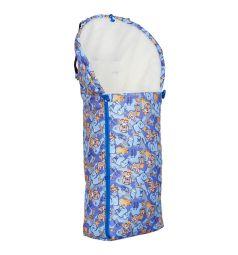 Чудо-Чадо Конверт, цвет: фиолетовый/голубой