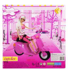 Игровой набор Defa (кукла+аксессуары) 26 см
