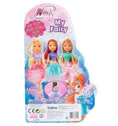 Кукла Игрушки Winx Городская магия-2 Флора 27 см