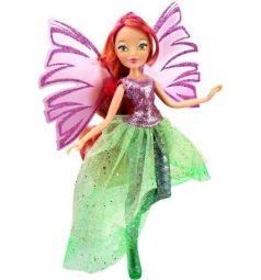 Кукла Игрушки Winx Чудесная Сиреникс Флора 27 см