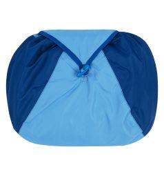 Рюкзак-кенгуру Чудо-Чадо BabyActive Lux Рюкзак-кенгуру, цвет: синий/голубой