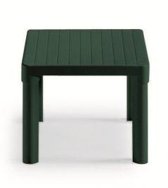 Scab Стол пластиковый Tip, цвет: зеленый