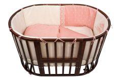 Комплект постельного белья Nuovita Prestigio Pizzo, цвет: розовый
