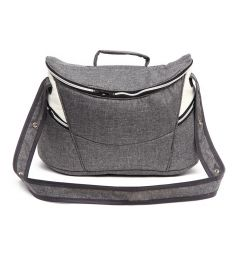 Сумка для коляски Slaro цвет: серый, цвет: серый