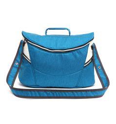 Сумка для коляски Slaro цвет: бирюзовый, цвет: бирюзовый