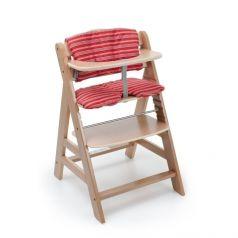 Вкладыш в стульчик Hauck Alpha+, цвет: multicolor red