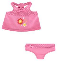 Одежда для кукол Baby Born нижнее белье розовое