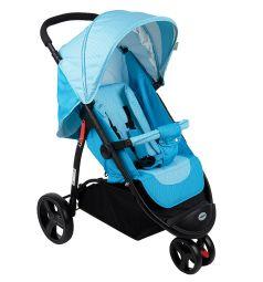 Прогулочная коляска BabyHit Trinity, цвет: голубой