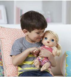 Кукла Малышка у врача со светом и звуком (пьет писает и плачет) 36.5 см Baby Alive