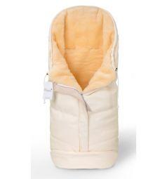 Конверт в коляску Esspero Sleeping Bag Lux, цвет: Beige