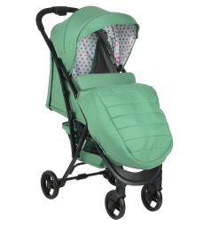 Прогулочная коляска Corol S-9, цвет: зеленый