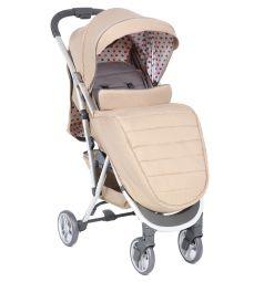 Прогулочная коляска Corol S-9, цвет: бежевый