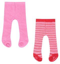 Одежда для кукол Baby Born Колготки с цветочкой 43 см