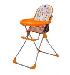 Стульчик для кормления Фея Selby 152, цвет: оранжевый