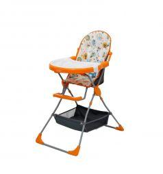 Стульчик для кормления Фея Selby 252, цвет: оранжевый