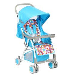 Прогулочная коляска Glory 1007, цвет: голубой