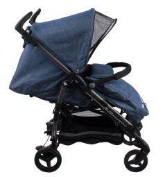 Прогулочная коляска Peg-Perego Si Completo, цвет: джинс