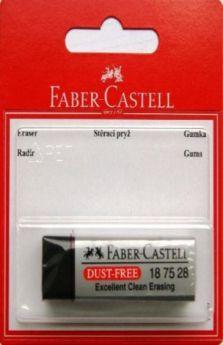 Ластик Faber-Castell Dust Free (черный)