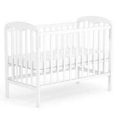Кровать-качалка Фея 323, цвет: белый