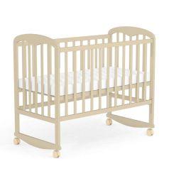 Кровать-качалка Фея 323, цвет: бежевый