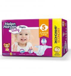 Подгузники Helen Harper Baby Junior () 40 шт.