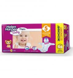 Подгузники Helen Harper Baby Junior (11-25 кг) 54 шт.