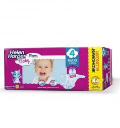 Подгузники Helen Harper Baby Maxi (7-18 кг) 44 шт.