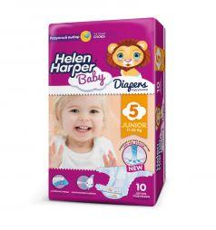 Подгузники Helen Harper Baby Junior (11-25 кг) 10 шт.