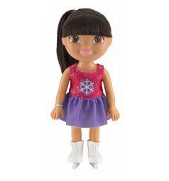 Кукла Dora The Explorer Даша и друзья Даша на катке 23 см