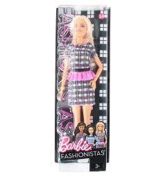 Кукла Barbie Игра с модой в клетку 29 см