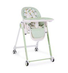 Стульчик для кормления Happy Baby Berny, цвет: зеленый