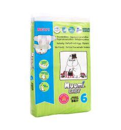 Подгузники Muumi Baby Junior (12-24 кг) 36 шт.