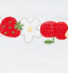 BabyPiu Одеяло Сладости, цвет: белый