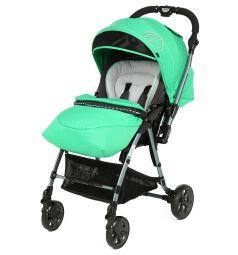 Прогулочная коляска Capella S-230, цвет: зеленый