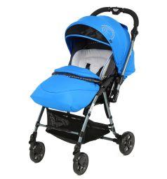 Прогулочная коляска Capella S-230, цвет: синий