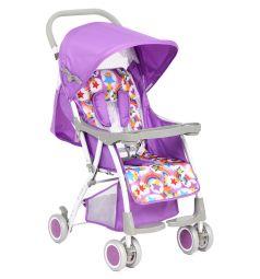 Прогулочная коляска Glory 1007, цвет: фиолетовый