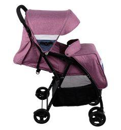 Прогулочная коляска Glory 1009, цвет: розовый