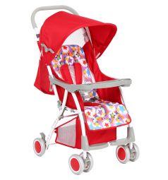 Прогулочная коляска Glory 1007, цвет: розовый