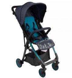 Прогулочная коляска Corol L-7, цвет: синий